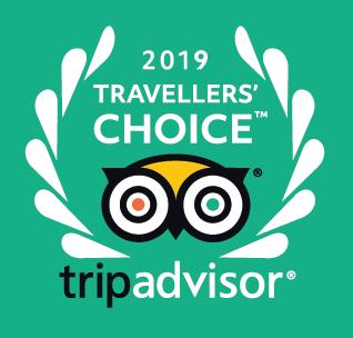 Atlântida Mar Hotel ist ein 2019 Sieger des Travellers' Choice Award !