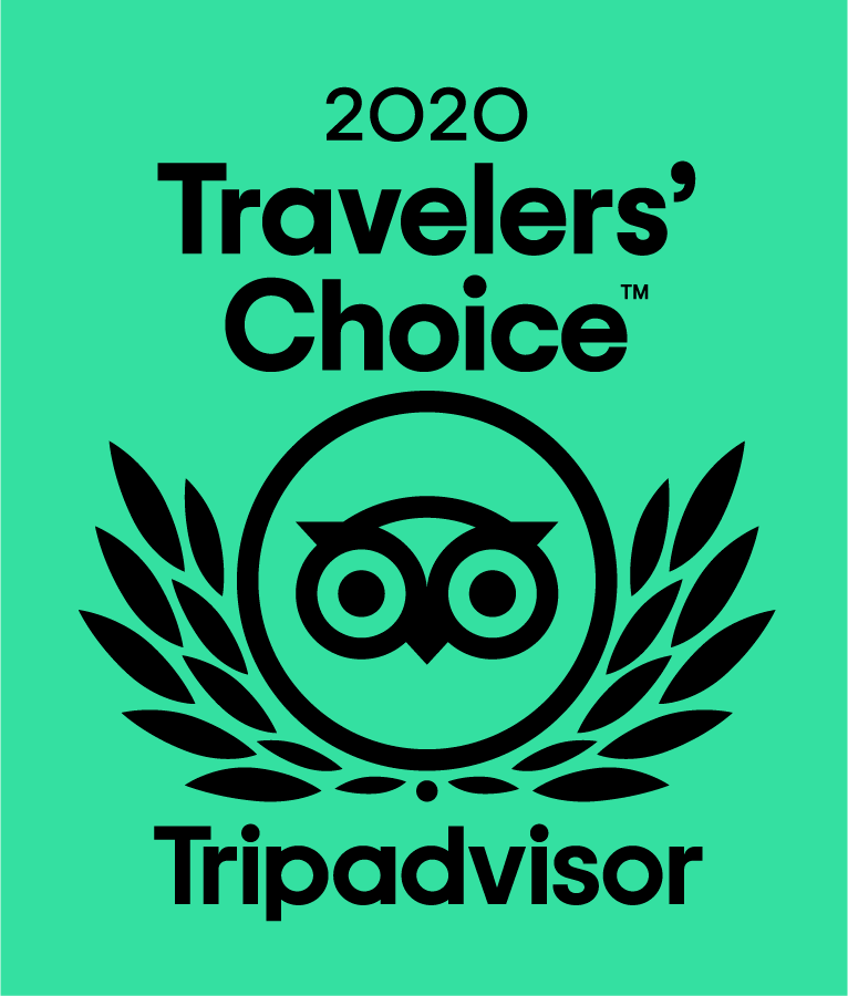 Atlantida Mar Hotel is a 2020 Travellers' Choice Hotel Winner!