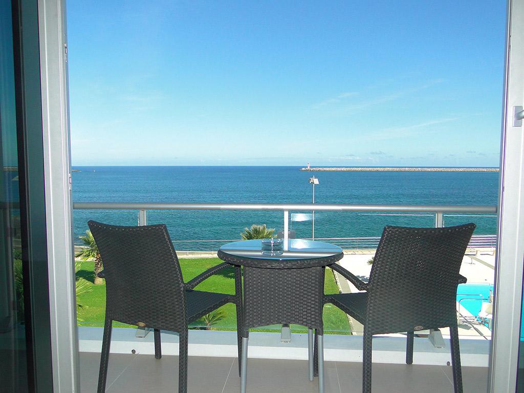 Duplex Suite Sea View